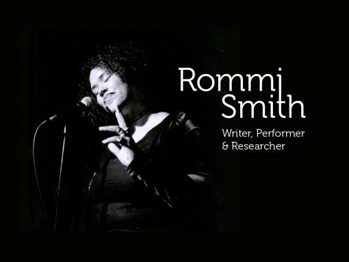 Rommi Smith